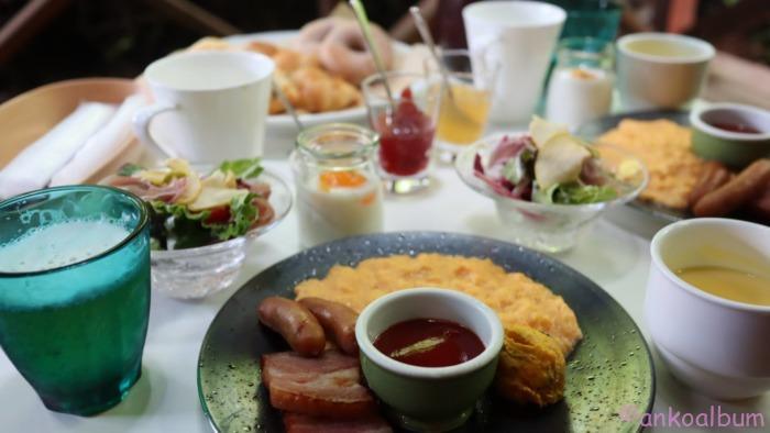奥入瀬渓流ホテル 朝食