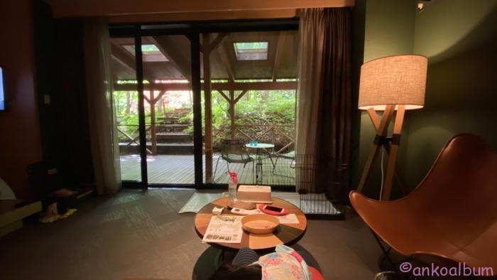 奥入瀬渓流ホテル ペットルーム