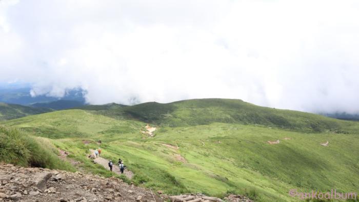 2020.7栗駒山