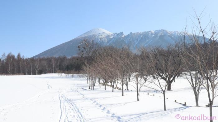 県民の森 岩手山